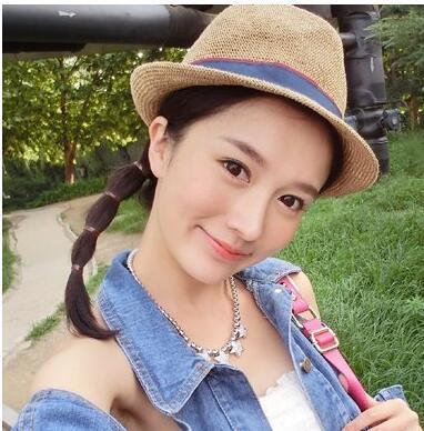 编刘海可爱发型