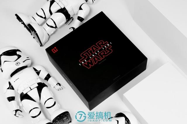 May the force be with you ! 一加5T星球大战限量版图赏
