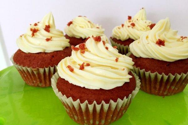 尝试派悦坊-红丝绒纸杯蛋糕的做法步骤