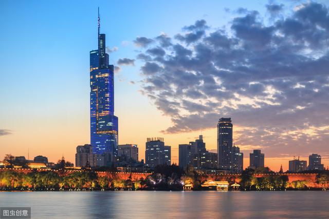 全球摩天大楼中国居多,中国第一高楼有望早日建成