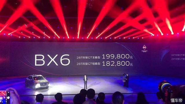 价格你满意吗?宝沃BX6、BXi7、宋MAX 6座版上市