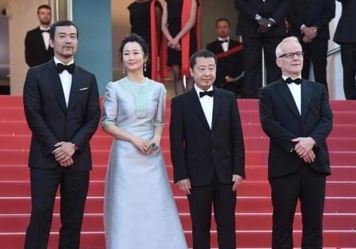 2017去戛纳的中国明星