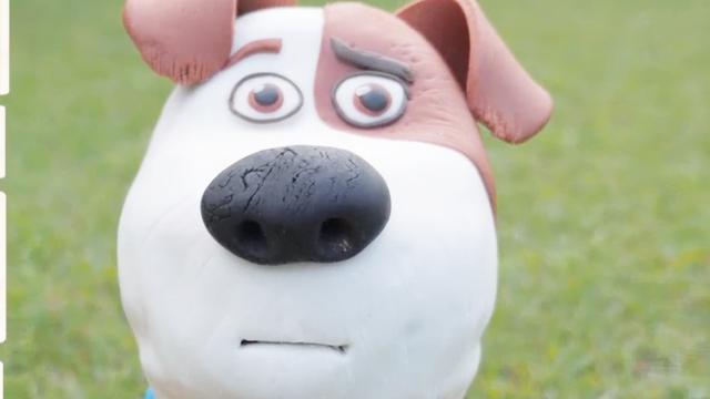 超可爱的狗子居然是个翻糖蛋糕?送给本命年的属狗的你!