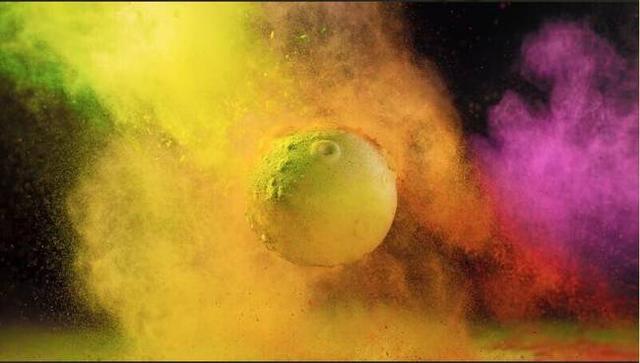儿童节 诺心LECAKE星际涂鸦蛋糕来实现你的奇幻星球梦