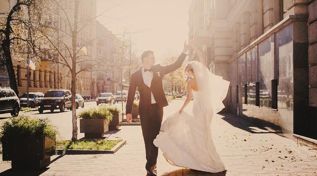 婚纱业界现状
