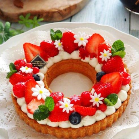 超有食欲的9款水果蛋糕,看一眼就沦陷,你选哪一款?我都要!