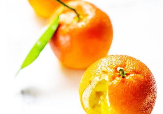 """5款仿真水果蛋糕,""""橘子""""?#35757;?#26159;真的?图2""""苹果""""更舍不得吃!"""