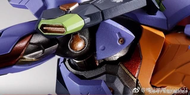METAL BUILD MB 新作确定!EVA 初号机!