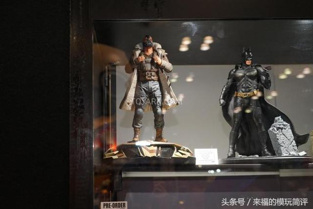 NYCC 纽约动漫展 Diamond Select Toys(DST)DC 系列