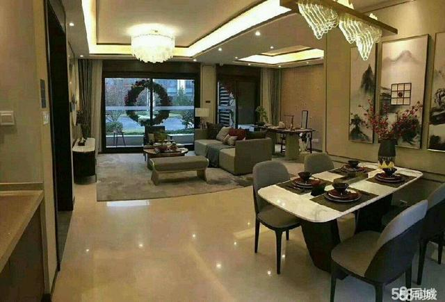 3室2厅2卫,精致装修,只需80万性价比高