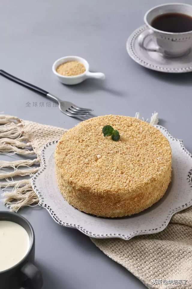 最近最火爆的双层芝士蛋糕,这个配方免费送!