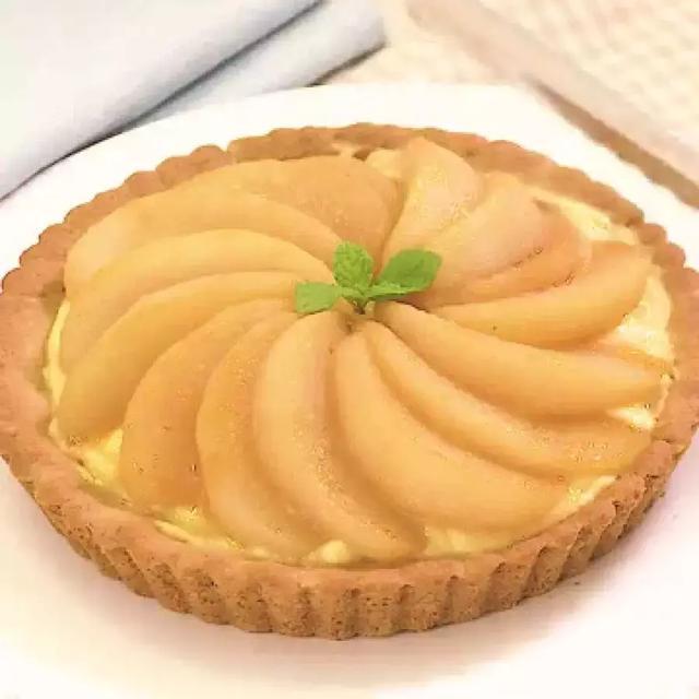 4道梨子甜点做法 清甜滋味 冬季养生怎能少
