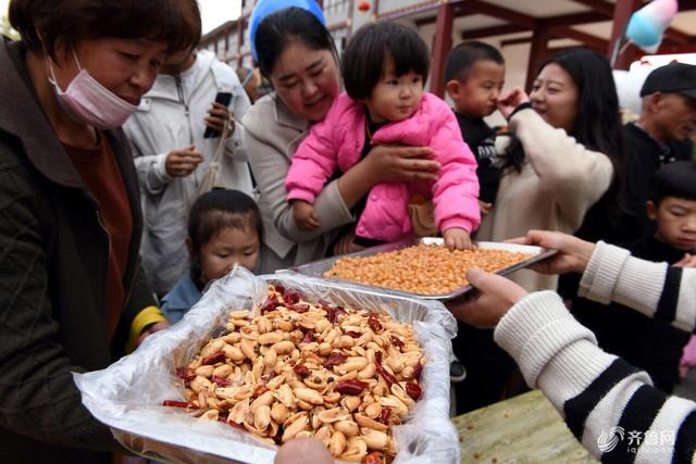 非遗展演、百余种鲁南苏北特色小吃……临沂郯