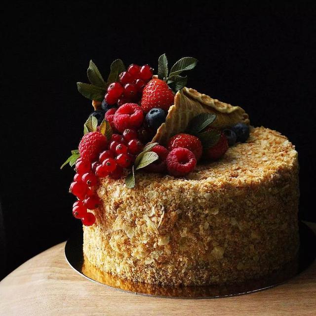 2018年最美最经典的水果蛋糕美爆了~