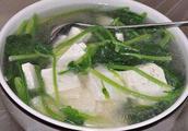 小吃米豆腐煮汤怎么做