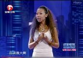 《超级演说家》白裙性感女演讲剩女的养成,陈鲁豫直言堪称完美