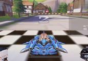 QQ飞车:国服最秀的玩家之一,能把飞车玩成这样也是人才 Trim