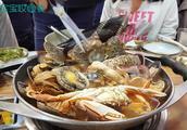 济州岛海鲜火锅!活了!