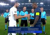 欧冠 尤文图斯1-2曼联 全场集锦