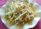 杏鲍菇怎么做好吃,鸡蛋杏鲍菇的家常做法