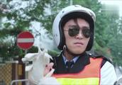 星爷一时嘴欠惹祸,竟真的被调去当交警,还是最低级的!太搞笑了