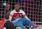 「视频集锦」英超-阿森纳主场1-1狼队 姆希塔良终场前扳平