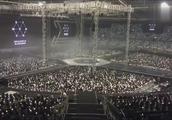 EXO演唱会上粉丝合唱《蝴蝶少女》,不论何时听到都很感动