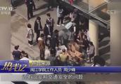 """福建福州:大学""""禁止外卖车辆进校"""" 商家发""""免费午餐""""抗议"""