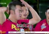 中韩梦之队:付辛博为中国队得分,金钟民却在画板上画脸脸头像