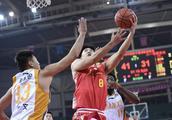 篮球——CBA常规赛:山西胜八一