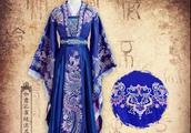 《锦绣未央》的古装服饰设计,真是漂亮的没话说