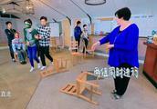 王弢盲指刘璇做任务,一直用几点钟方向,心理专家觉得他好专业