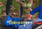 熊黛林素颜,吴奇隆炫肌肉,黄子韬睡懒觉,这趟丛林之旅有意思