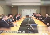 王健林采访:王健林有多牛?在美国都能做到这样!霸气十足