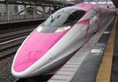 日本铁路4K 500系 Hello Kitty新干线