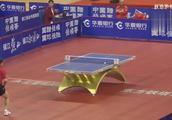 樊振东对战陈玘,两人比赛让我们看到了乒乓球技术的革新