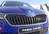 2019 斯柯达Fabia Combi,颜值爆表,综合性能碾压GK5雅力士