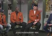入选NBA名人堂,姚明、奥尼尔、艾佛森三人开始互相调侃-_高清