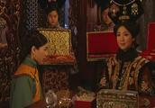 大太监:慈禧召倩蓉入宫,不料竟是让她在宫中给自己梳头,尴尬了