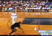 乔丹这招360度拉杆上篮已经在NBA失传,科比詹姆斯看了会深思