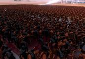 史诗战争模拟器游戏:3000神秘黑豹,零伤亡全歼5000外星人