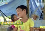 汪涵挑逗小朋友,称其为小可爱,深情鼓励努力学习