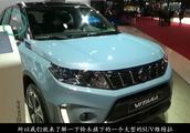 铃木这款车搭载1.6T发动机,比途观还要气派,不到10万,你喜欢吗