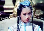 梁朝伟版《倚天屠龙记》中黎美娴演的赵敏美艳动人,不逊于黎姿