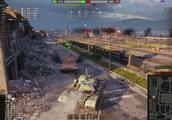 坦克世界:支援这车只适合支援