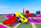 赛车比赛杰克逊风暴玩具赛车闪电麦昆和朋友小鸡