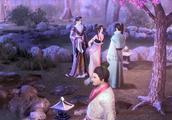 国漫秦时明月正确打开方式,张良与红莲公主青梅竹马,才子配美人