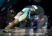 迈克尔·杰克逊演唱会,45度倾斜舞步帅哭全场,至今无人超越!
