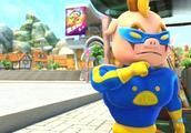 猪猪侠要和黑化后的乔伊争夺能量,超人强感觉坐立难安了