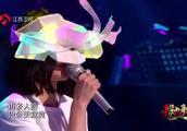 蒙面歌王:东方不败演唱《如果你也听说》,开口就被惊艳了!